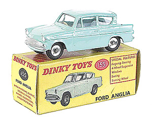 Looking for old toy cars