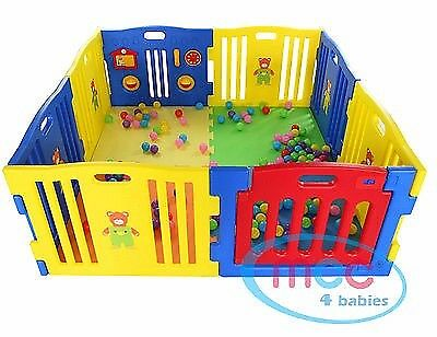 Large foldable Playpen, bargain as new