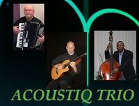 ACOUSTIQ TRIO - MUSIC FOR ANY OCCASION