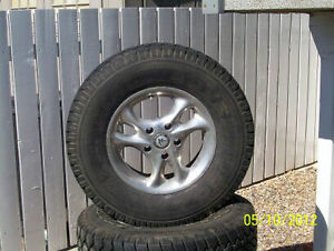 new condition tires & rims