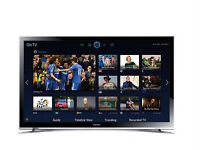 "Samsung UE32H4500 32"" Smart LED Built In Wifi Tv Freeview HD USB With Remote"