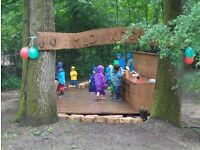 Early years teacher: Forest School-Romania