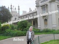 cleaner - that you are looking for # cleaning lady Barbara