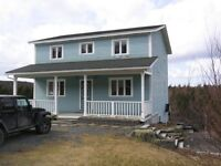 Large Home in Brigus near Long Harbour and Bull Arm