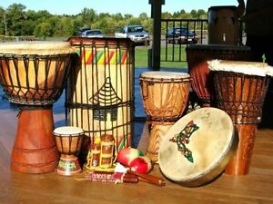 Looking for Drums for Community Drum Circle