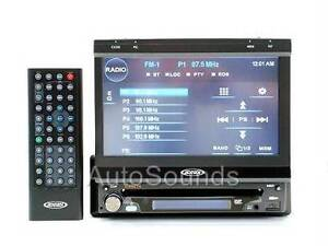 Jenses VM9213 in-dash DVD player Seaton Charles Sturt Area Preview