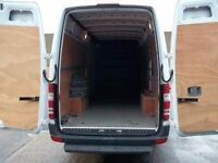 Man and Van Removals - Hourly Rates Start From £15