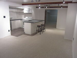 For Rent - Basement Suite in North Glenmore Park $1145/month
