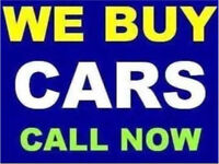 CARS AND VANS WANTED FOR CASH.