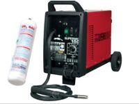 SEALEY PROFESSIONAL MIG WELDER 150AMP 230V SUPERMIG150 & GAS CARBON DIOXIDE