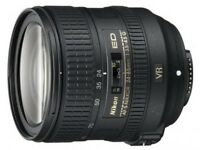 AF-S Nikon Nikkor 24-85mm f/3.5-4.5 G ED VR (Near new)