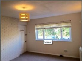 Studio Leatherhead. 2 min walk from Station with Parking