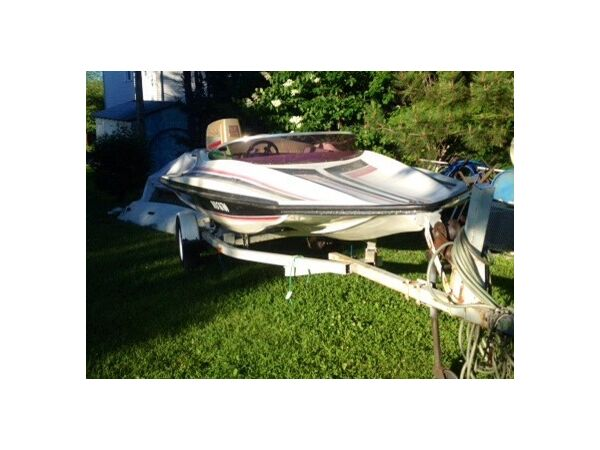 Used 1989 Other Canadian Edition AE 21 Hydrostream 21' Tunnel