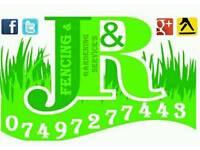 J & R Fencing