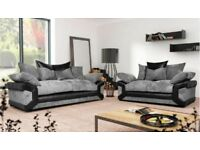 New Sheldon 3&2 sofas with FREE #FOOTSTOOL