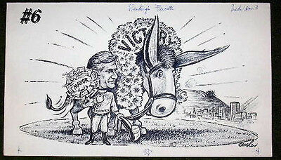 Original 1970 Reading Eagle Times Pa   Newspaper Illustrated Art  By Gensler  6