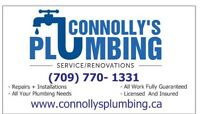 Affordable Plumbing Services!