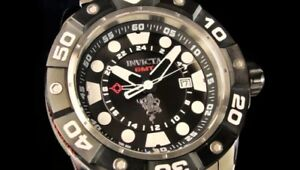 INVICTA MONTRE PLONGEE NEUF NEW DIVE WATCH  INOX LIMITED EDITION