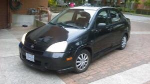 2003 Suzuki Aerio Sedan A/C Very Clean Original Owner