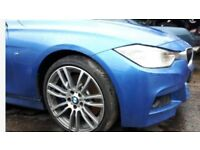 Front end assembly right hand drive UK F30 F31 BMW M3 LCi series 2011-2017 MK6 RHD