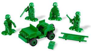 Toy Story Lego, 7595 Army Men on Patrol, new Edmonton Edmonton Area image 1