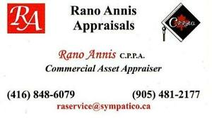 Canadian Personal Property Appraiser