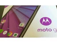 Motorola moto g black 3rd gen