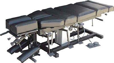 Chiropractic Table Bio 2000 5 Drop Foot Lever Elevation Qualifies 50 Ada Credit