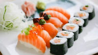 Sushi Chef Wanted!