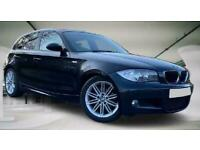 2007 BMW 1 Series 118d M Sport 5dr Step Auto HATCHBACK Diesel Automatic