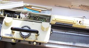 Knitting machine, Singer Memo-Matic 360
