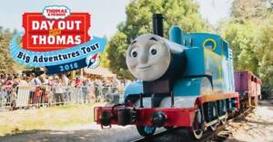 Day Out With Thomas -August 18, 2018-