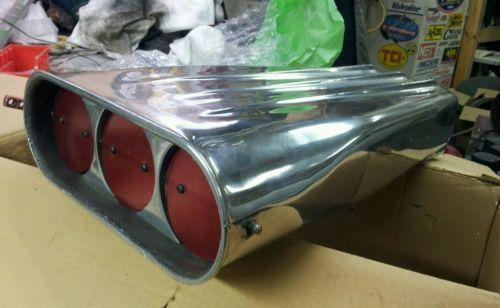 Tunnel Ram Scoop Air Cleaner : Tunnel ram scoop parts accessories ebay