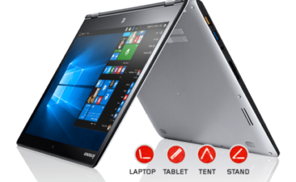 "Lenovo Yoga 3 Core i7-5500U 8GB 256GB SSD 14""FHD Touch GT940M Win"