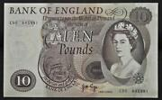 Bank of England 10 Pound
