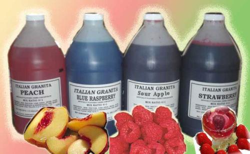 Slughy, Margarita, Granita, Frozen Drink Mix [1/2 Gal]