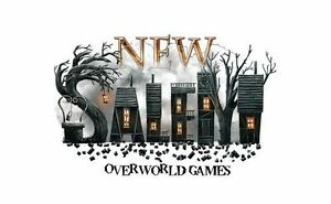BOARD GAME - NEW SALEM - SOCIAL DEDUCTION GAME