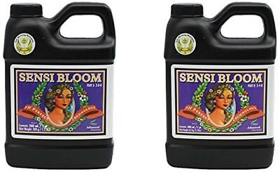 Advanced Nutrients pH Perfect Sensi Bloom Part AB Soil Amendments, 500ml ()