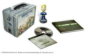 Recherche / Looking for Fallout 3 Collector's Edition + Guides
