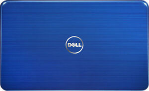 Dell Inspiron Switch Peacock Blue Back Case Laptop Cover 15R N5110 H275Y NEW