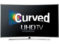 48 '' SAMSUNG CURVED SMART SUPPER SUHD LED TV.UE48JS9000. TOP SPEC. FREESAT/FREEVIEW HD.