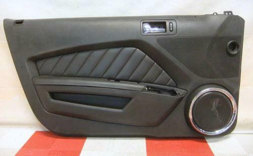 Mustang door panel insert ebay for 05 mustang door panel leather