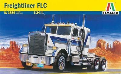 Italeri 3859S 1/24 Freightliner FLC Plastic Model Kit