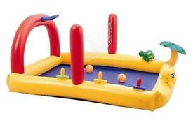 Free Local Delivery Large sized Brand new boxed sports pool Arena with water sprayer