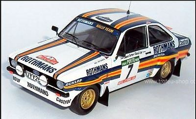 Ford Escort MkII - Ari Vatanen/David Richards - Rally Portugal 1980 #7 - Troféu