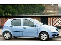 FIAT PUNTO 1.9 HGT DIESEL ELEGANZA FULL SERVICE HISTORY MOT TILL DEC TAXED STARTS DRIVES 100% £350