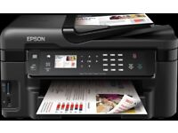 Free to collect used Epson WF-3520 Print/Copy/Scan/Fax