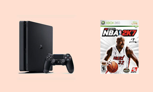 Best Deals on Gaming Consoles & Accessories