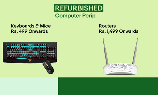Refurbished Computer Peripherals