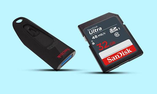 Top Deals in Memory Cards & Pen Drives